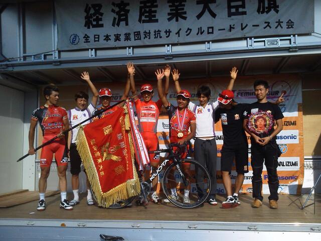 JPT第14戦ロードチャンピオンシップ
