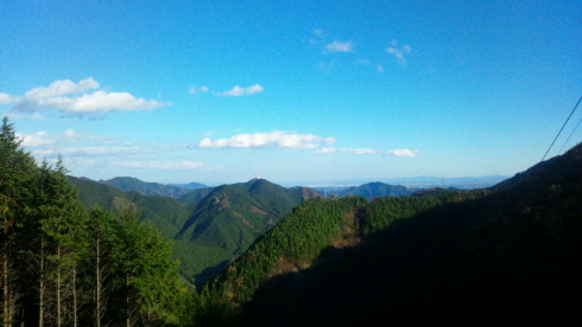 石裂山の秘密…